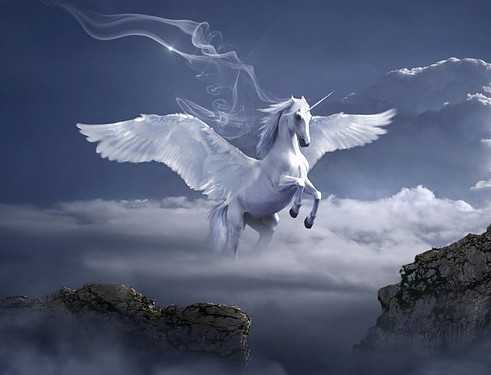 Pegasus - Horse Myths and Legends